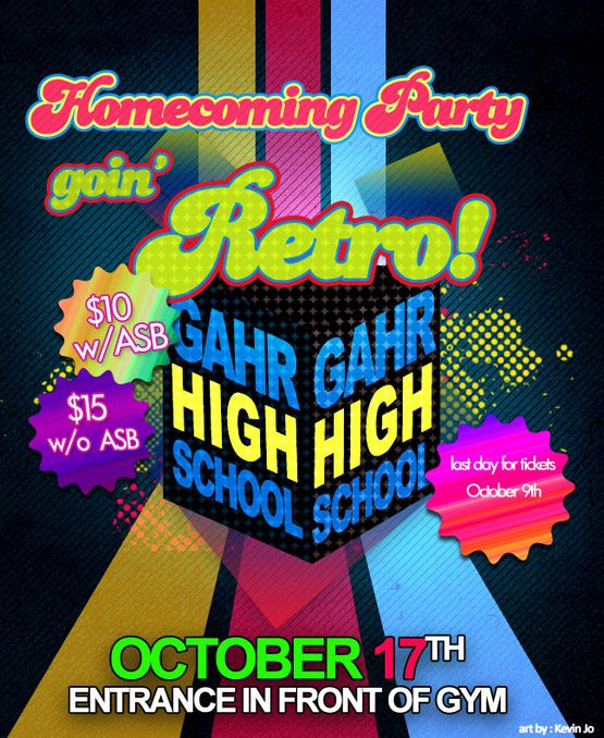 Party Flyers Design Templates