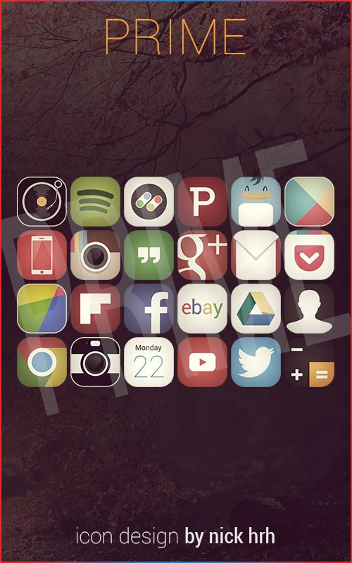 Prime-Icons