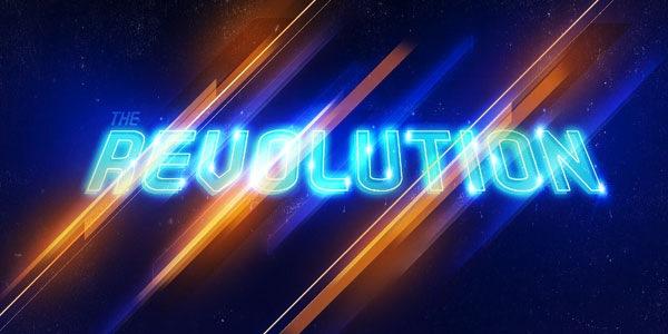 The Revolution Artwork