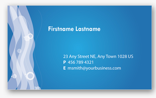 Latest Free Business Card PSD Templates PSDreview - Personal business cards templates