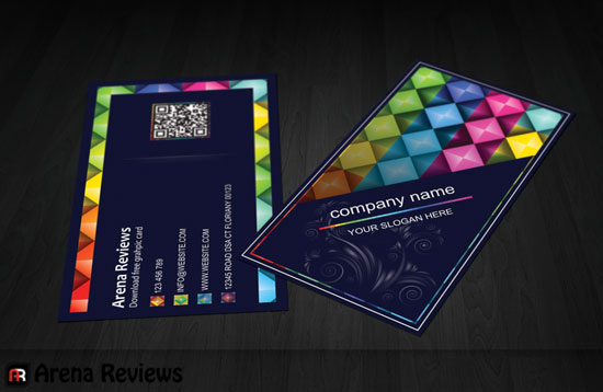120 Latest Free Business Card PSD Templates