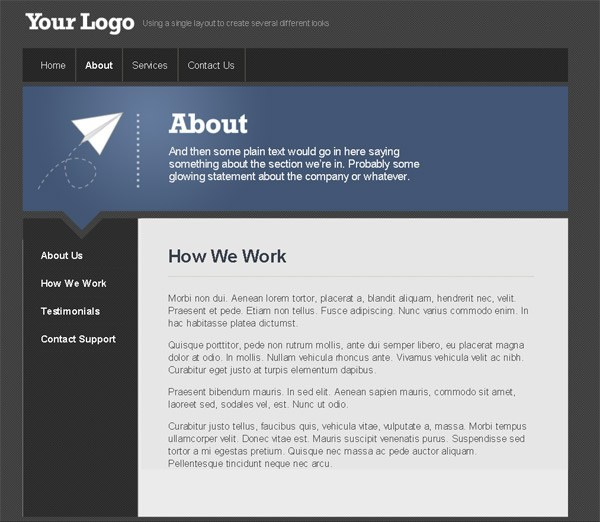 Converting a Design From PSD to HTML PSD to HTML/CSS Conversion Tutorials