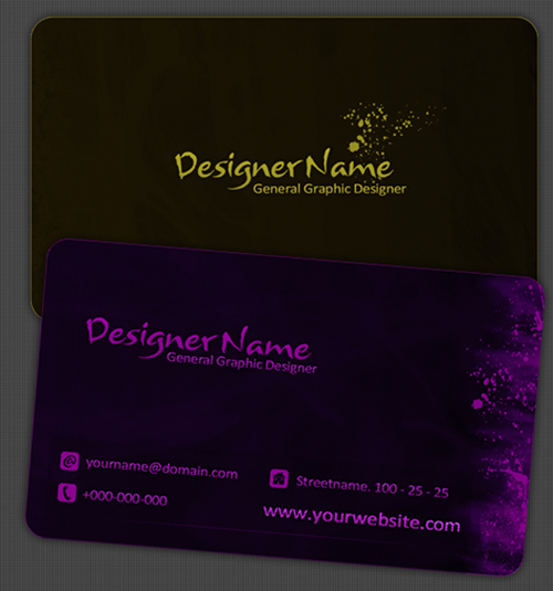 Free Card Templates to Print ds Free Business Card Print