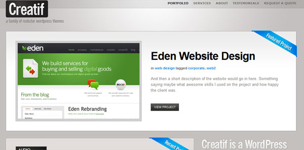 PSD to HTML Building a Set of Website Designs Step