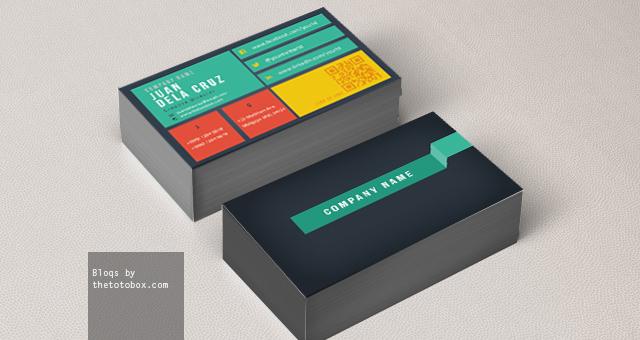 windows business cards templates