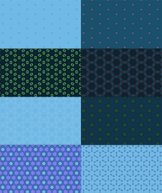 15 Abstract Patterns