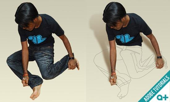 Adobe Photoshop Tutorials - Photo Manipulation 3