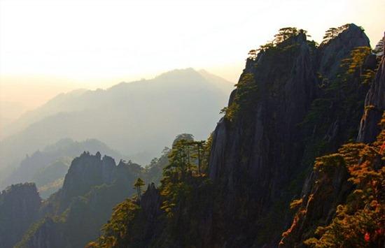 China's landscape
