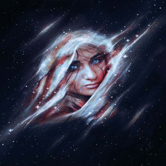 Create a Cosmic Photo Manipulation in Photoshop