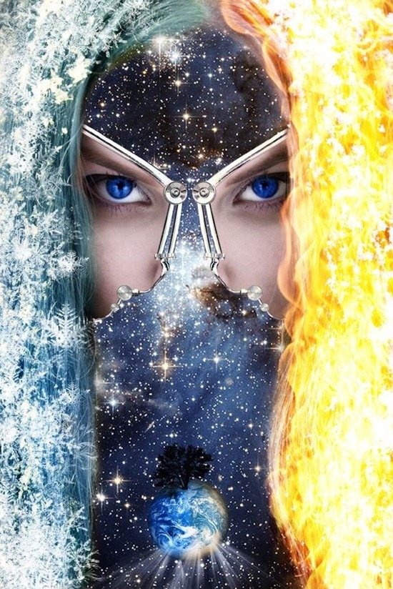 Create a Fantasy Space Photo Manipulation Using Photoshop