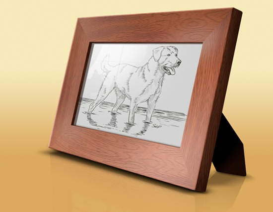 Create a Realistic Picture Frame With Photoshop