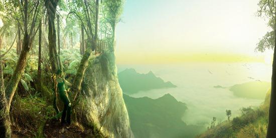 Create a Scenic Landscape Composition in Photoshop