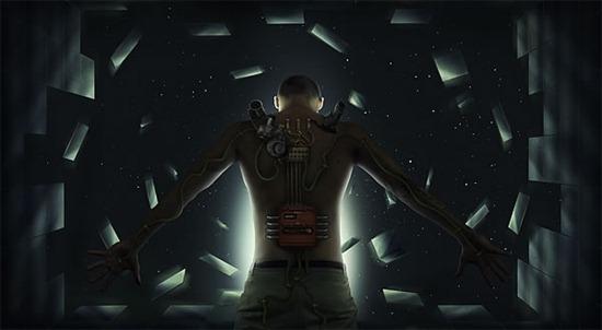 Create a Sci-fi Scene Using Advanced Shading Techniques in Photoshop