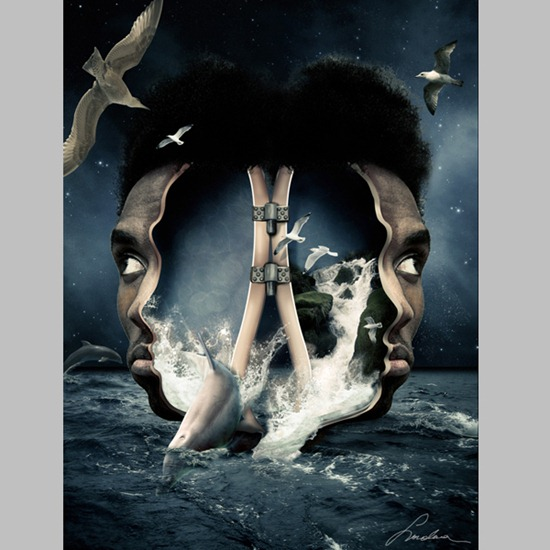 Create a Surreal Out of Bounds Photo Manipulation in Photoshop