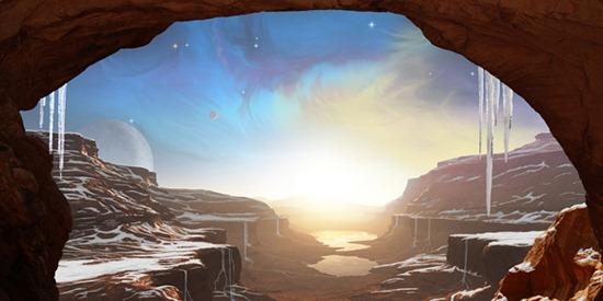 Create an Alien Landscape in Photoshop