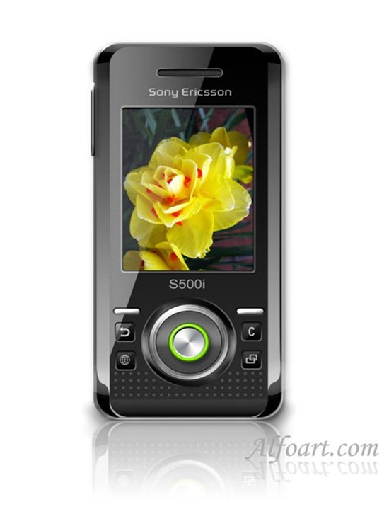 Creating a 3D Cell Phone Interface