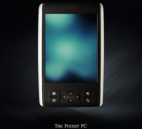 Designing Loox Pocket PC