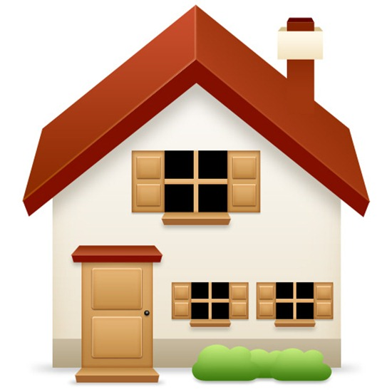 How to Create a Basic House Icon in Photoshop