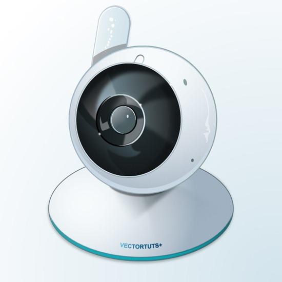 How to Make a Vector Webcam Illustration