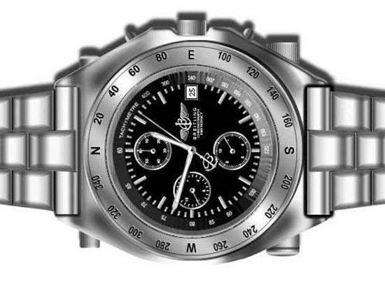 Make A Watch In Adobe Photoshop