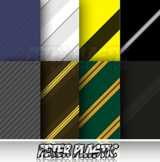 Photoshop Stripe patterns