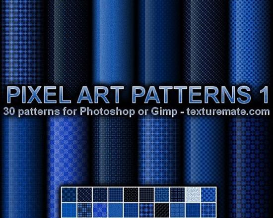Pixel Art Patterns 1