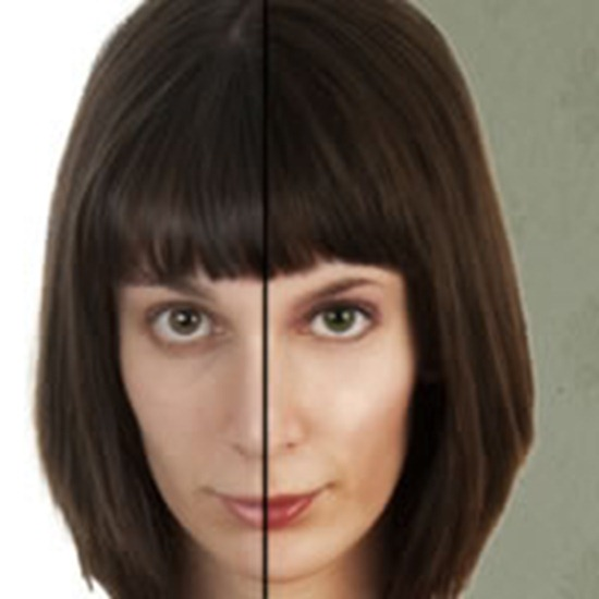 Retouch a Bland Model Portrait in Photoshop