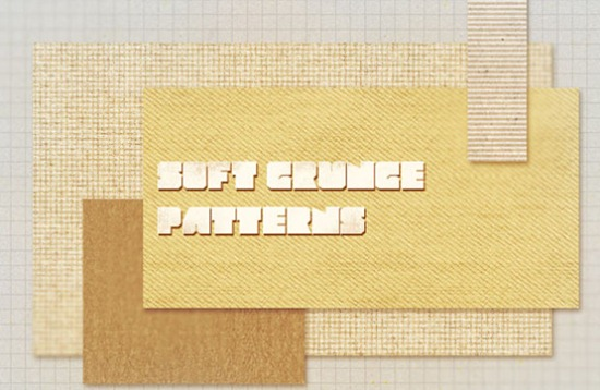 Soft Grunge Patterns