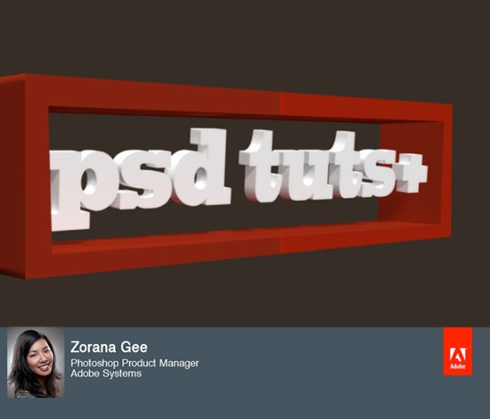 Use Photoshop CS5 Extended to Create a Simple 3D Logo – Screencast