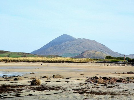 croagh patrick mountain ireland