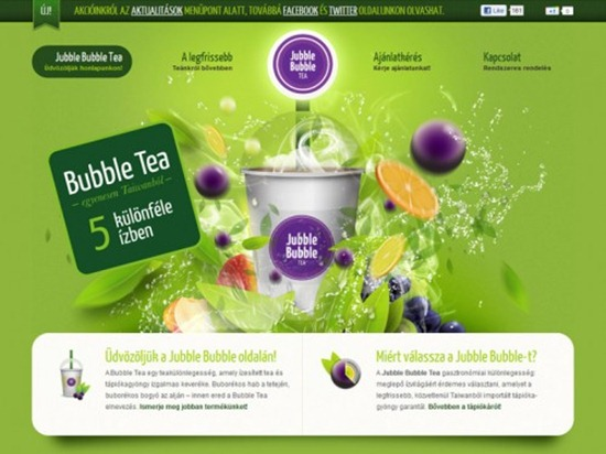 1. Jubble Bubble Tea