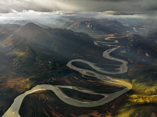 Alatna River Valley, Gates of the Arctic