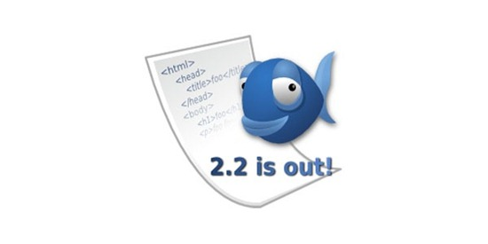 Bluefish 2.2.1