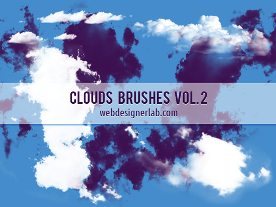 Clouds Brushes Vol. 2