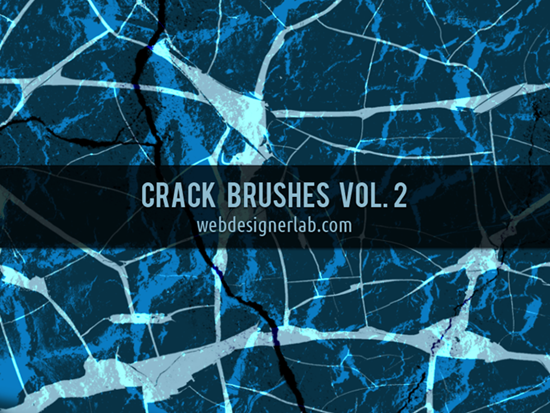 Crack Brushes Vol. 2