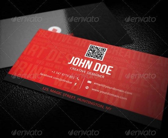 Creative Multiple Business Card - 01