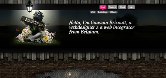Gauvain Bricoult – Portfolio from Belgium