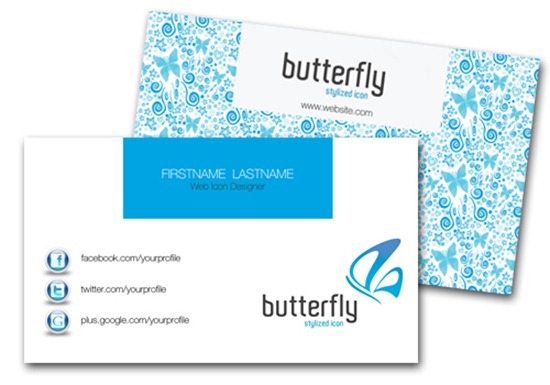 New Designer Business Card Template
