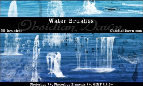 WaterBrushes