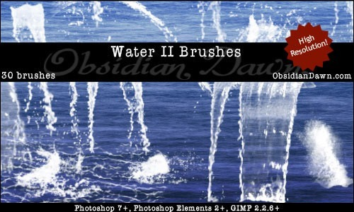 WaterIIBrushes