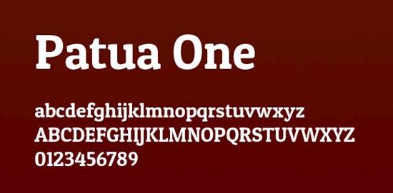 Patua-One