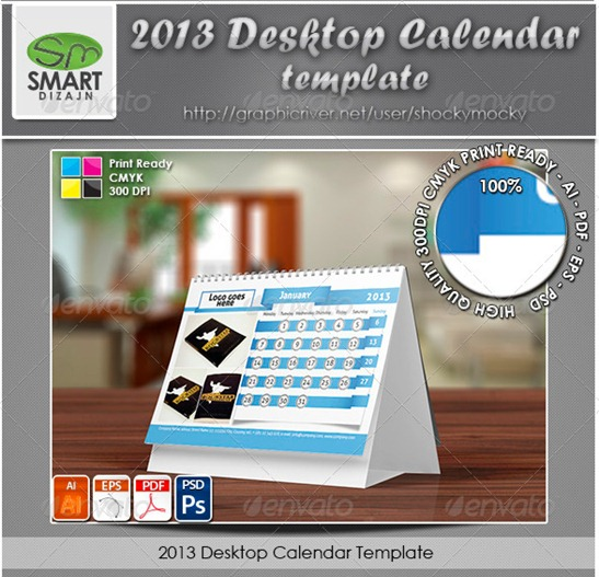 7-2013-Desktop-Calendar-Template