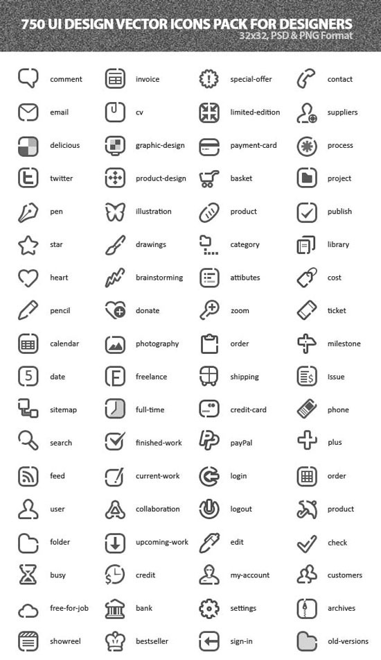 750-UI-Design-Vector-Icons-Pack