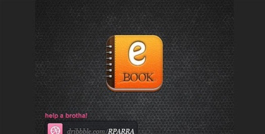 9-Neat-E-Book-iPhone-App-Icon