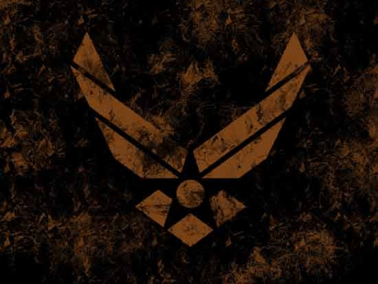 Air-Force-Logo---Grunge