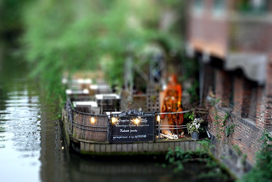Gent Tilt Shift