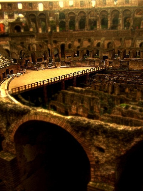 I-Amphitheatrum