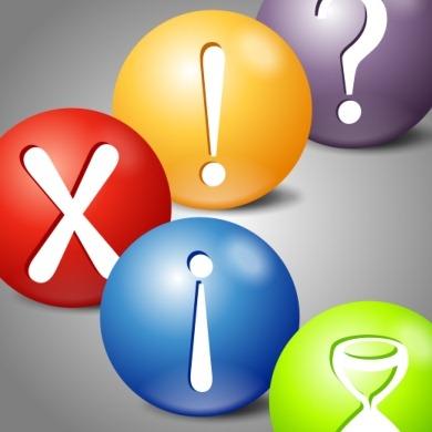 Icon-Texto Message-Types