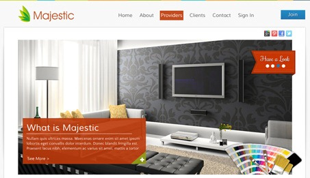 Majestic-Free-Clean-and-Modern-Site-Template