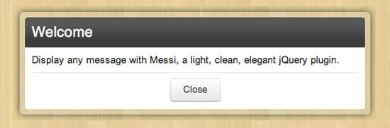 Messi-A-simple-message-plugin-for-jQuery